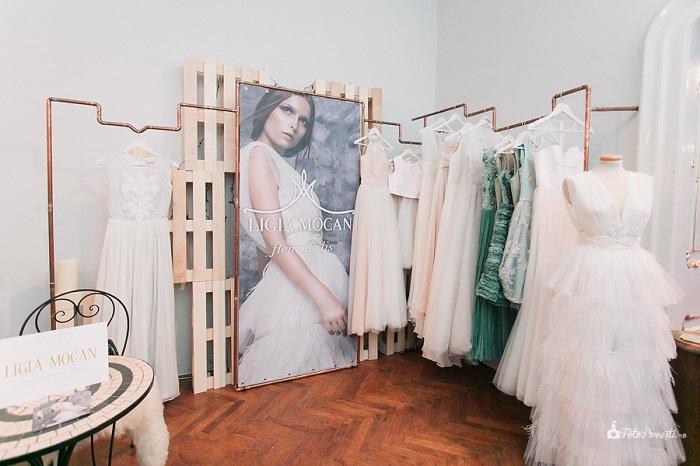 Atelier Ligia Mocan - rochii de mireasa