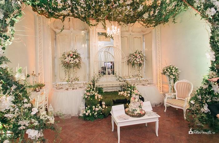 Vanilla Events & Filomena Brisc - decor si flori