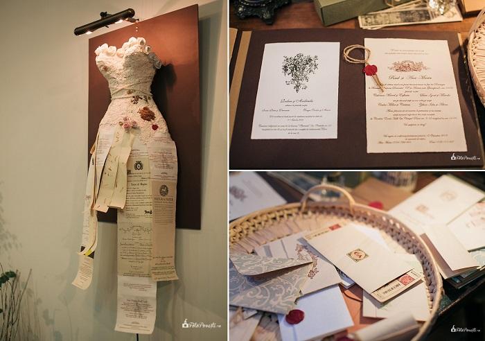 Natura Paper - invitatii de nunta