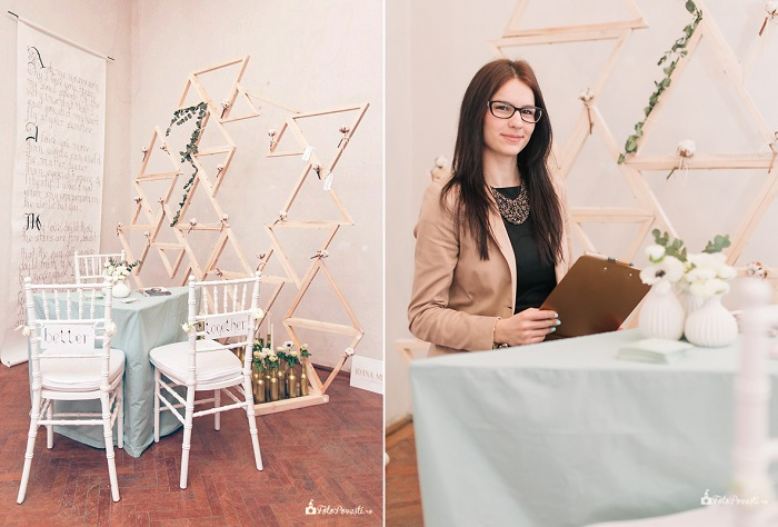 Ioana Alina Mihet - IAM Your Wedding Planner - wedding planning & consulting