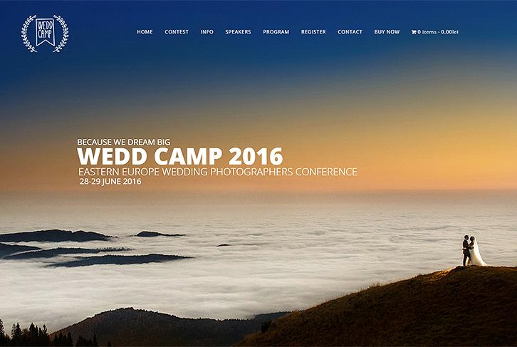wedd camp 2016