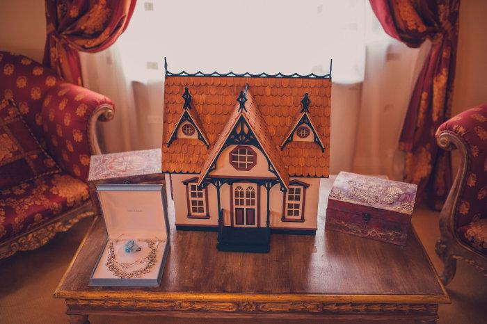 VictorianRomance - Casuta de dar
