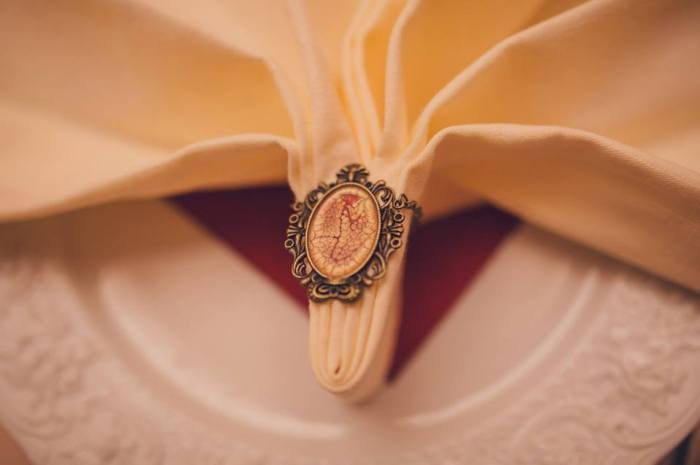 VictorianRomance - inel Servet