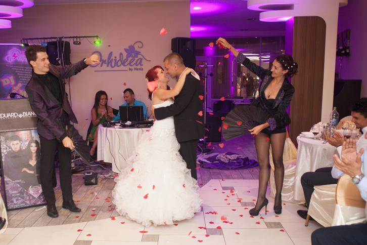 magicini nunta eduard si bianca