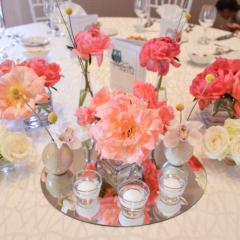 aranjamente florale nunta bee happy