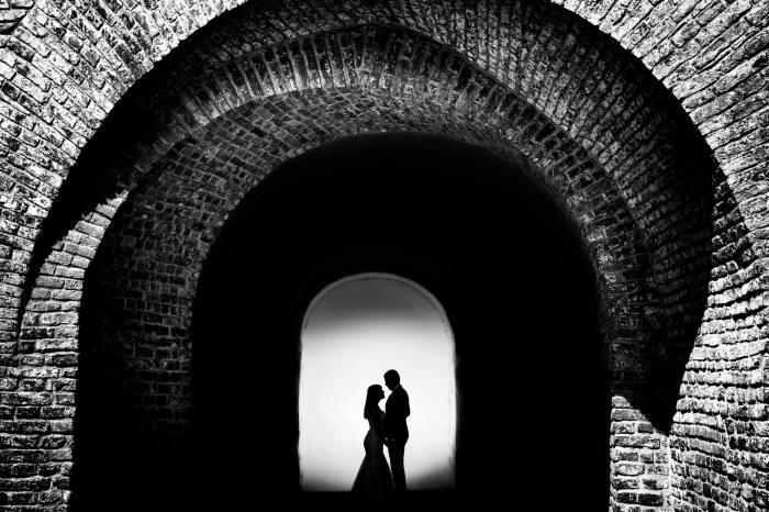 Catalin Anghel fotografie de nunta silueta