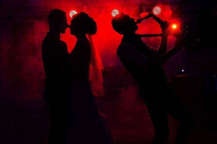 George Ionita fotografie de nunta silueta