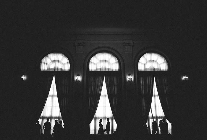 Silviu Popovici fotografie de nunta silueta