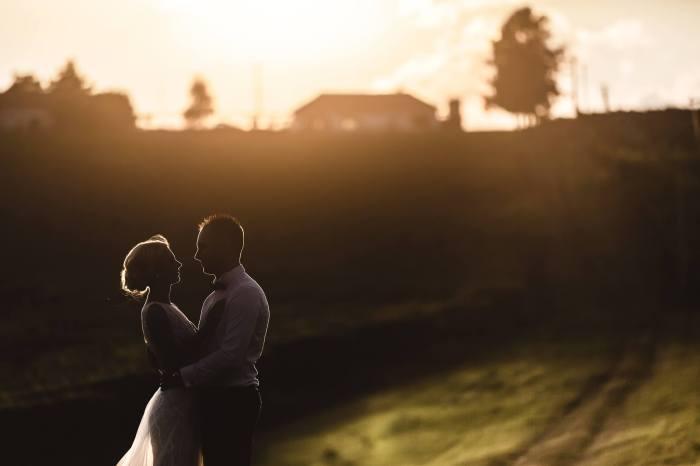 Tudor Popa fotografie de nunta silueta
