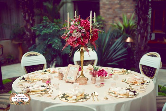 decor de nunta de la Satori Art & Events