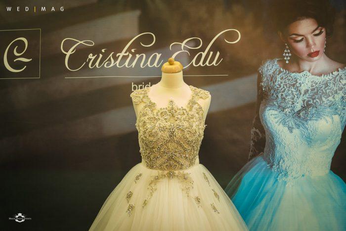critina edu rochii de mireasa