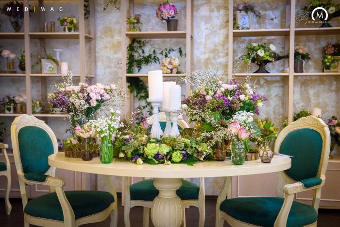 floria aranjamente nunta