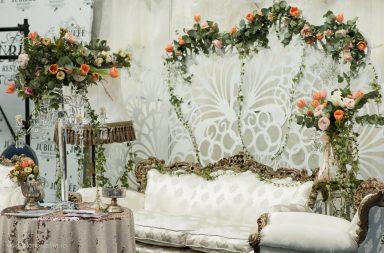 ilustrare articol tendinte naturale in decorul de nunta