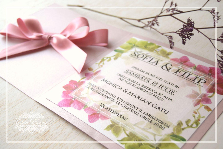 Invitatiile De Nunta 4 Lucruri De Care Trebuie Sa Tineti Cont