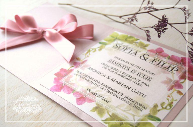 cum alegi invitatiile de nunta