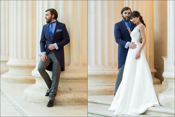 costum bespoke pentru nunta tematica