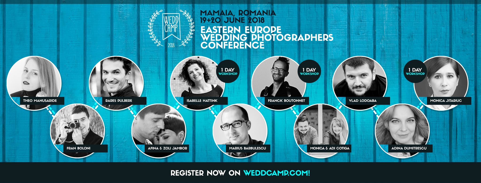 weddcamp conference