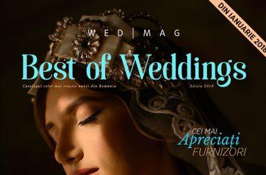 revista best of weddings