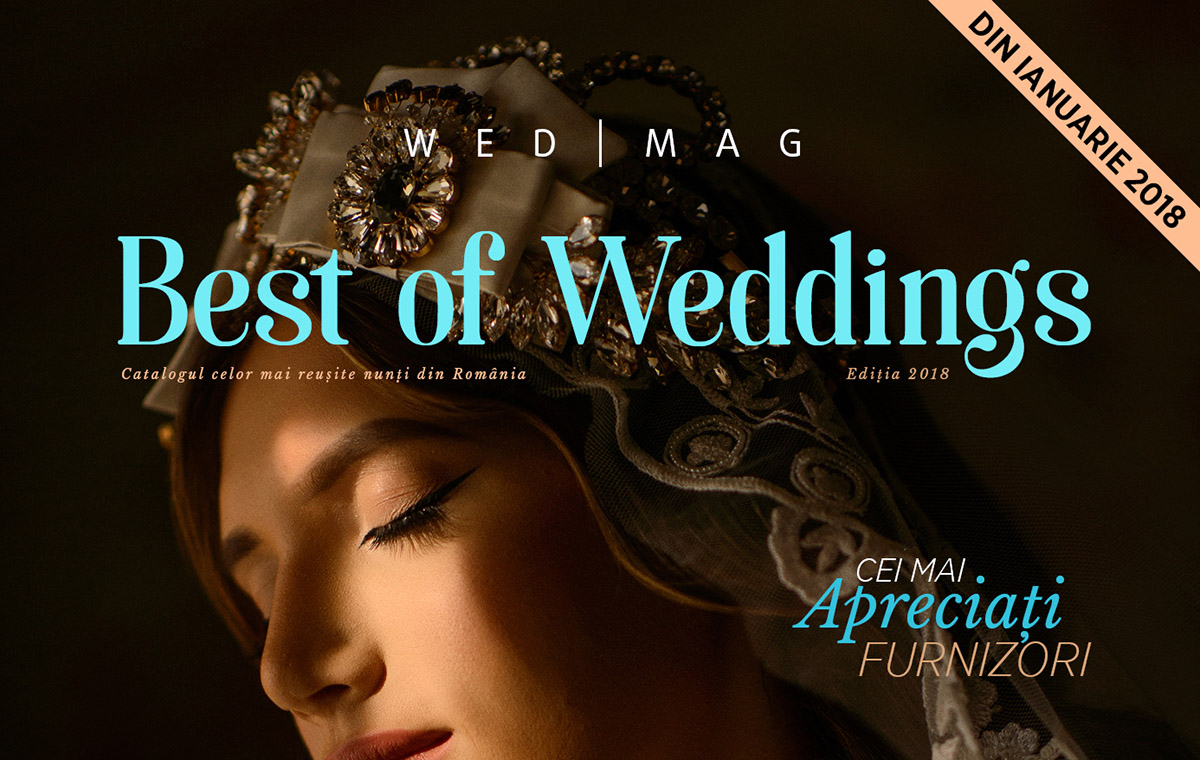 revista best of weddings