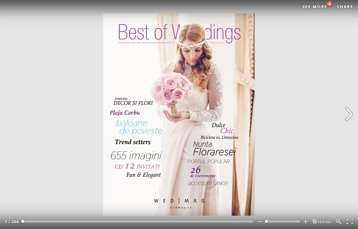 cele mai reusite nunti din romania best of weddings wedmag
