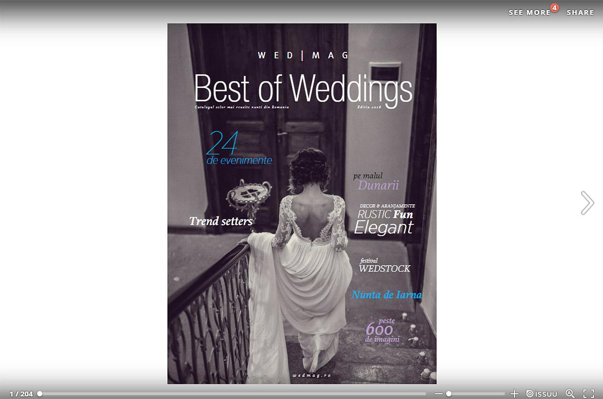 cele mai reusite nunti din romania best of weddings wedmag