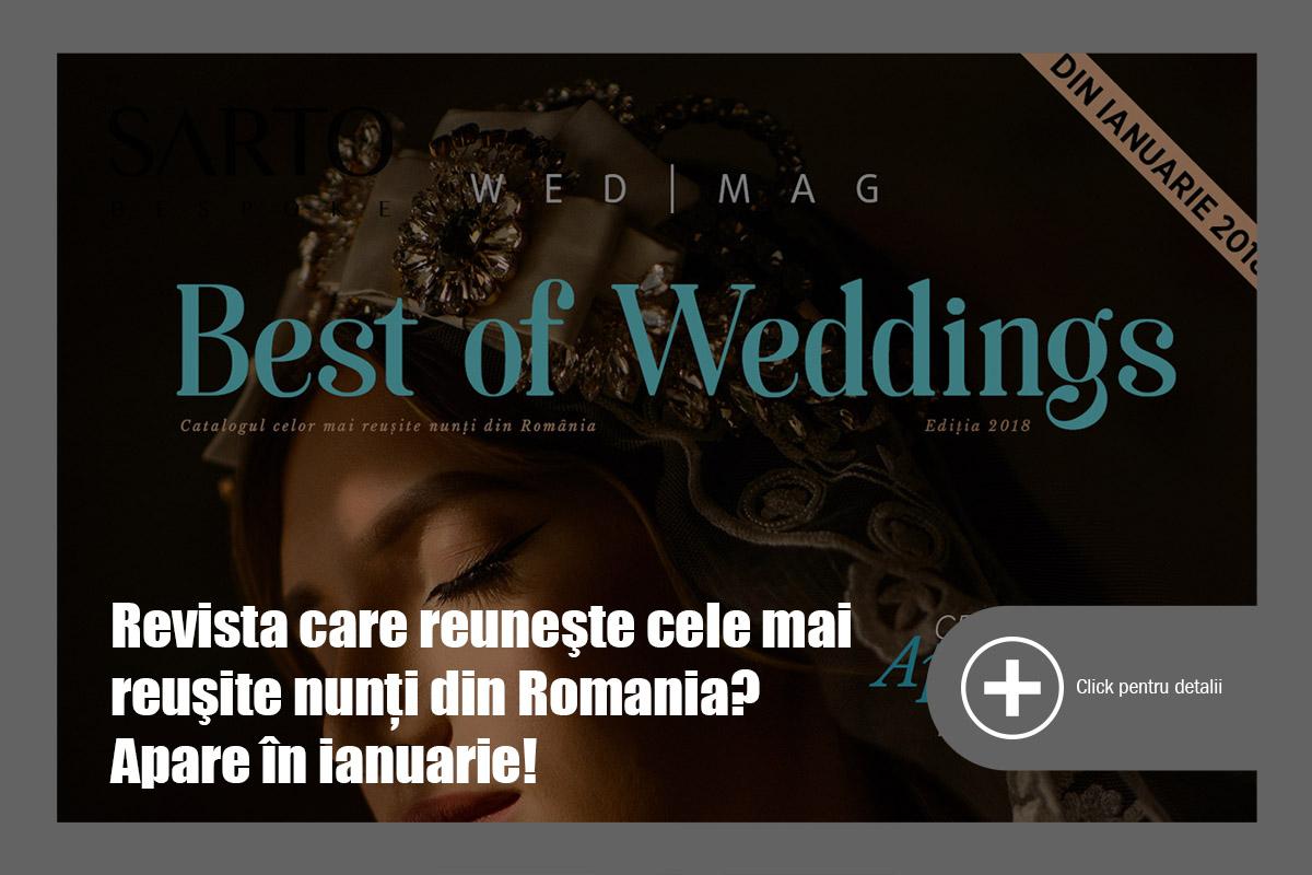 Nunti frumoase din Romania