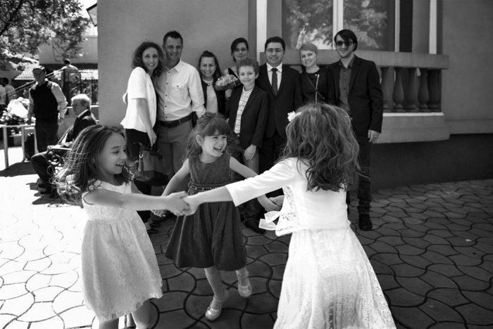 fotografiile cu copiii