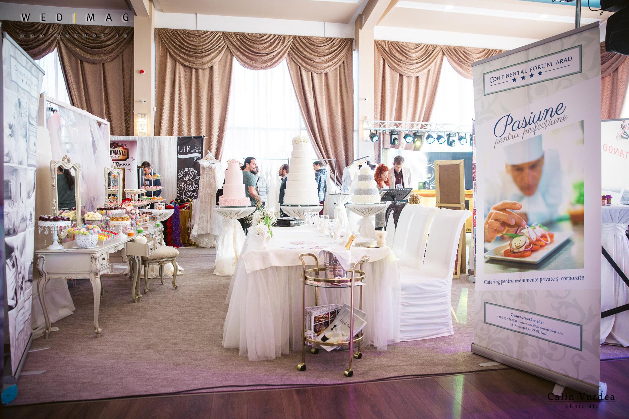 Targul de nunta Wedding Bouquet Biavati Arad 2018 WEDMAG