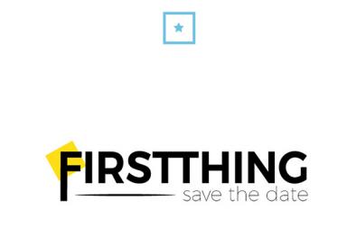 firstthing wedmag plus