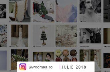selectia lunii iulie instagram wedmag