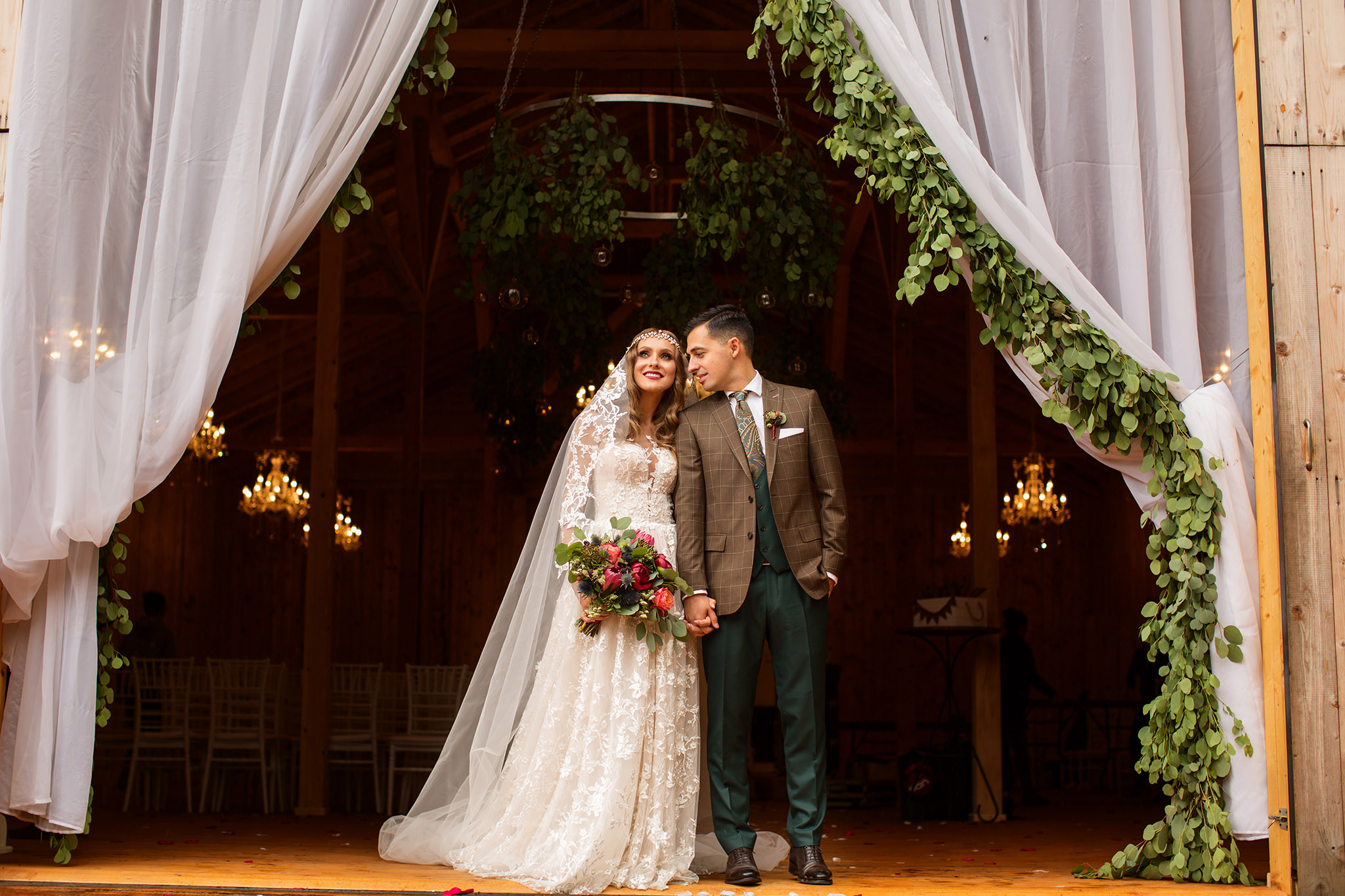 nunta la hadar chalet