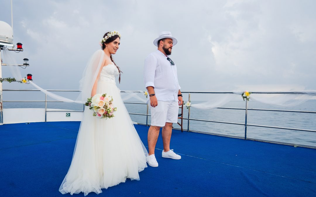 wedding by the sea joy moments