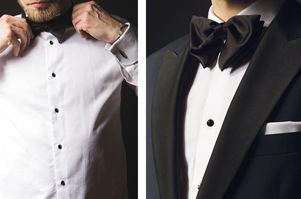 Detalii personalizate costume SARTO