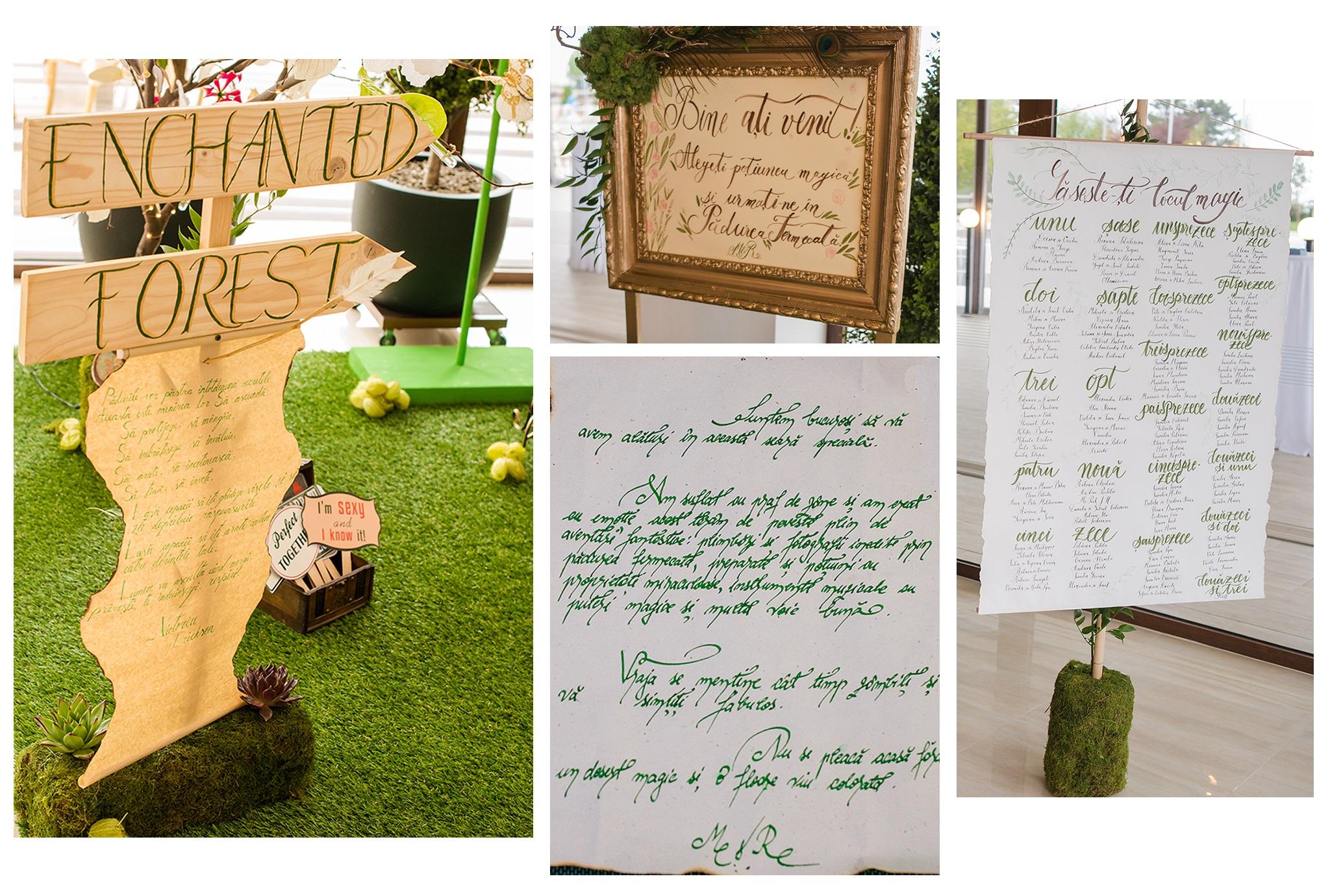 Papetarie nunta din hartie reciclata