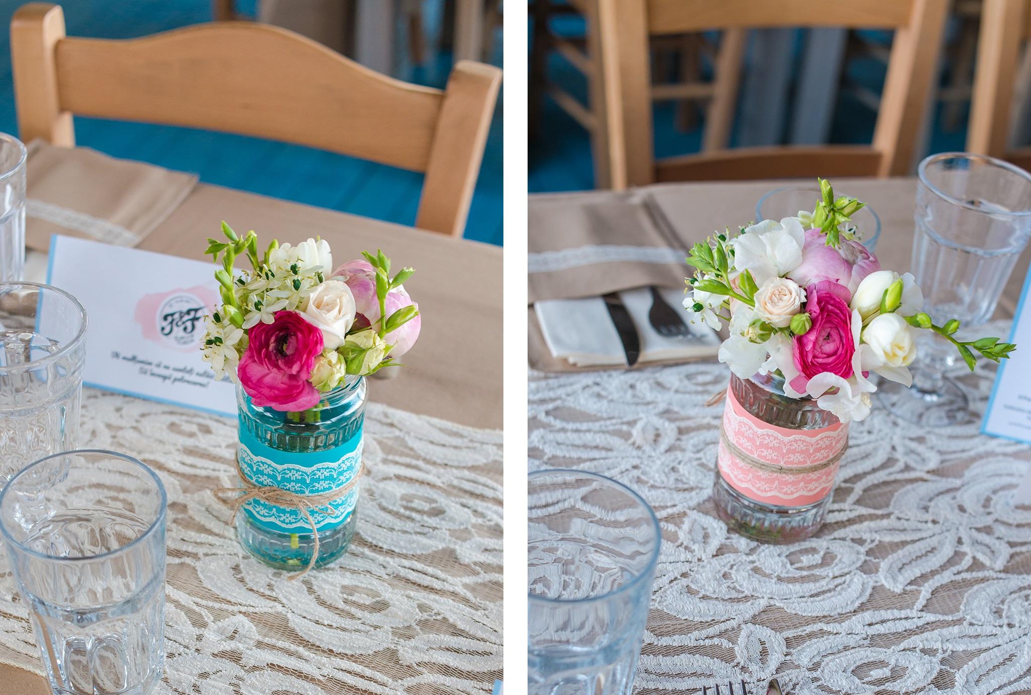 Aranjamente florale eco Almira Events