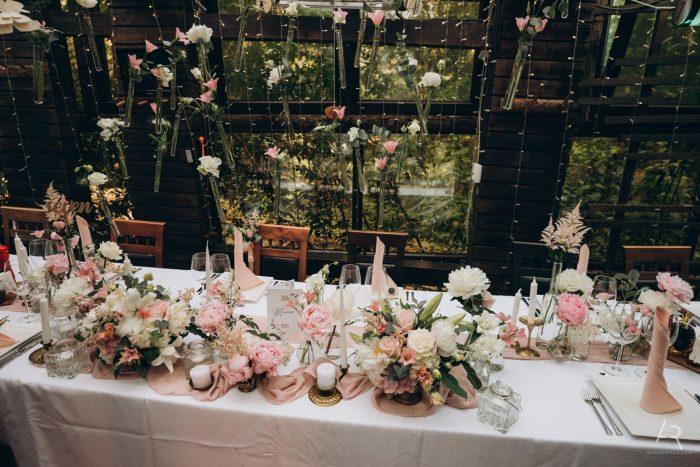 decorul nuntii 2020