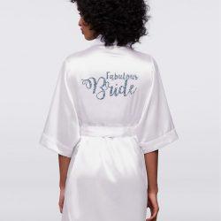 Halat Alb Fabulous Bride