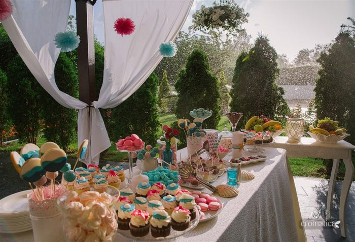 candy bar nunta la seratta