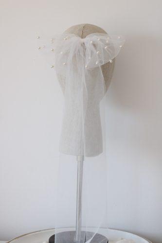 accesoriu bridal voal daphne