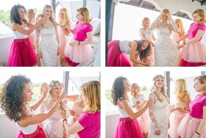 pregatiri mireasa nunta in vie conacul din ceptura almira events