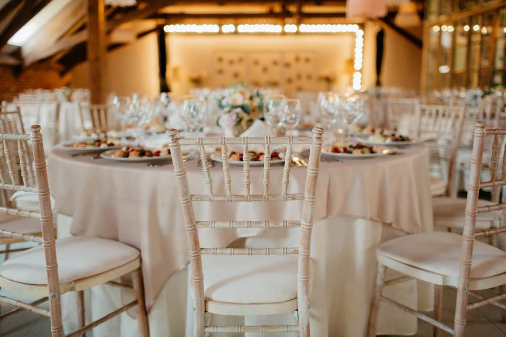 Sală de nuntă din Cluj-Napoca la restaurantul Casa Boema