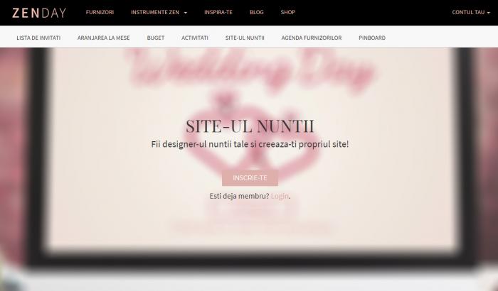 site nunta reprogramata