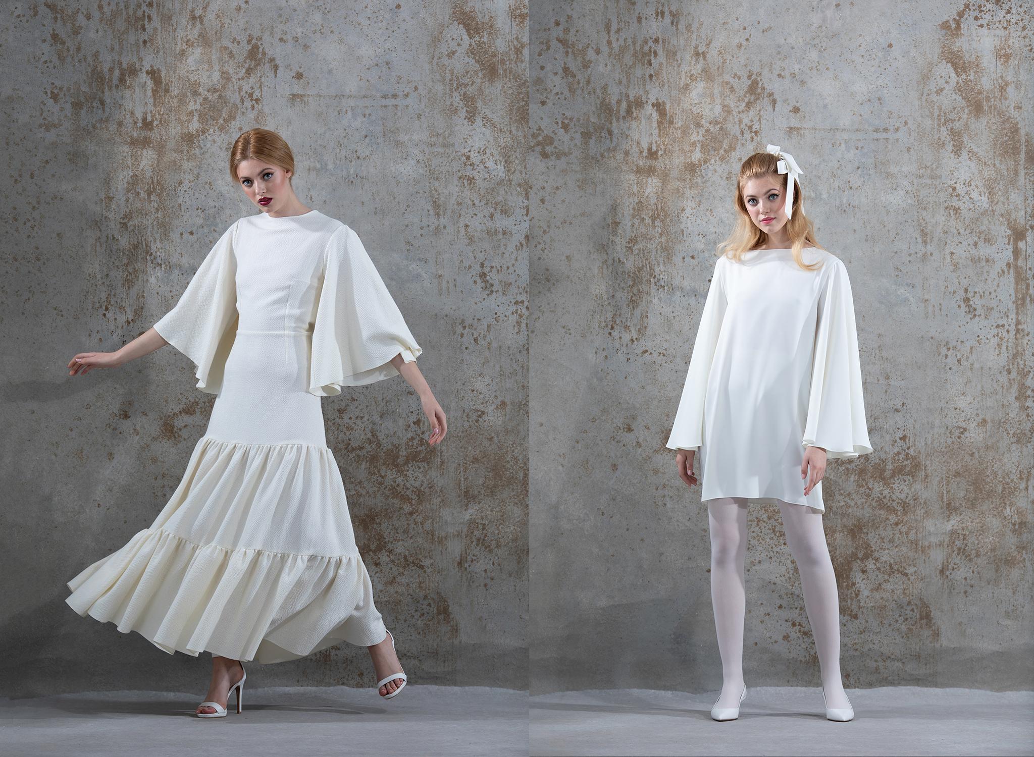rochii de mireasa nonconformiste lucia rosca fashion designer