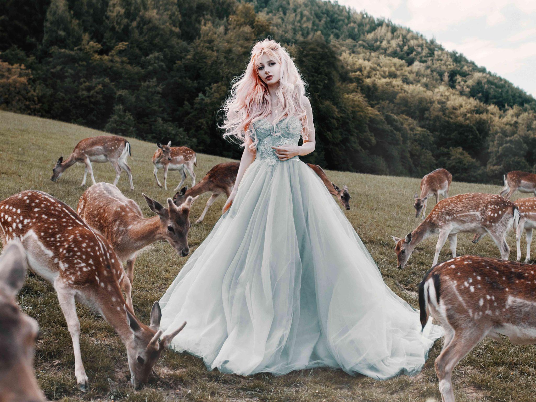 rochie de mireasa margo concept silueta para