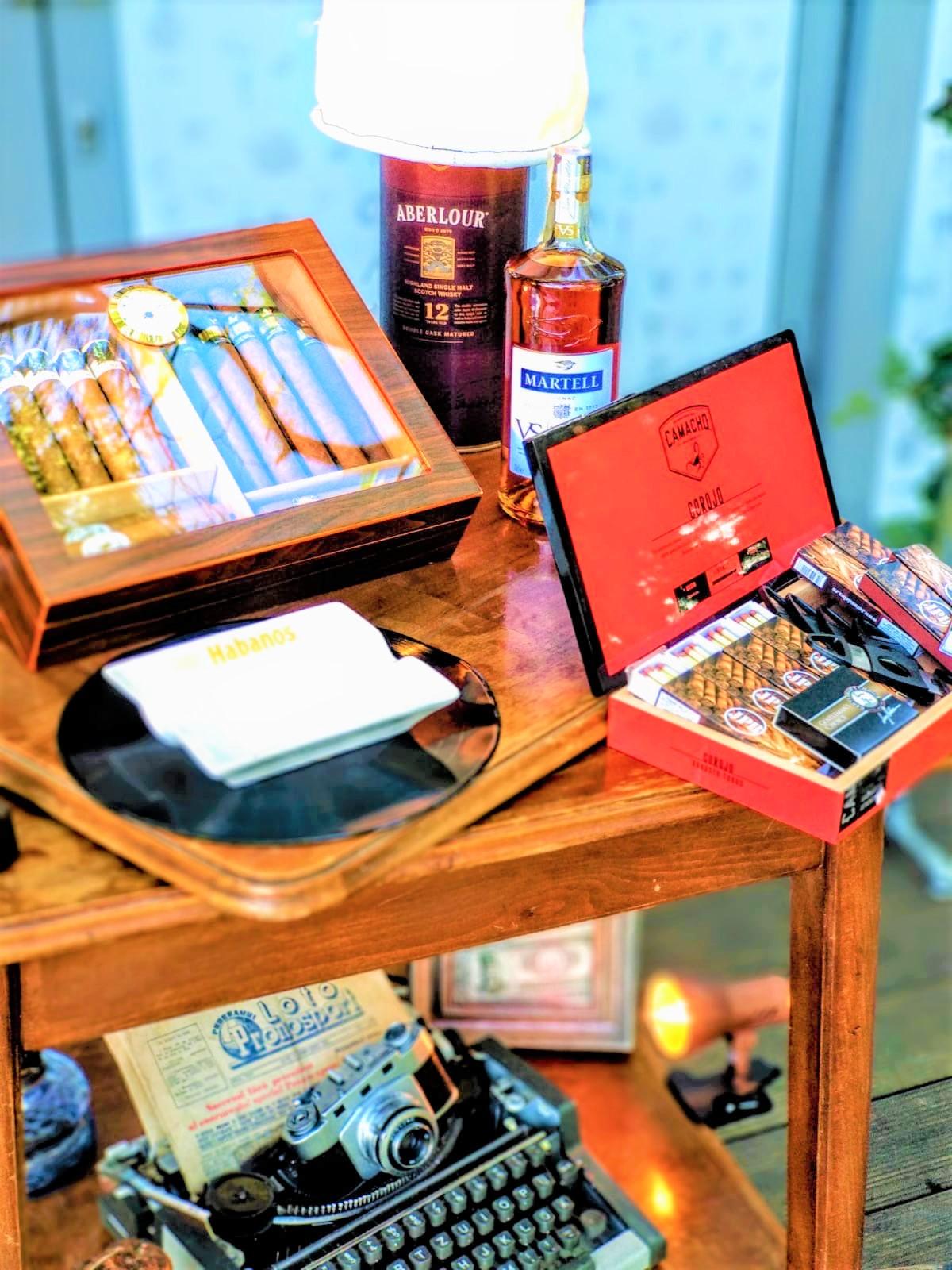 cigar corner evenimente