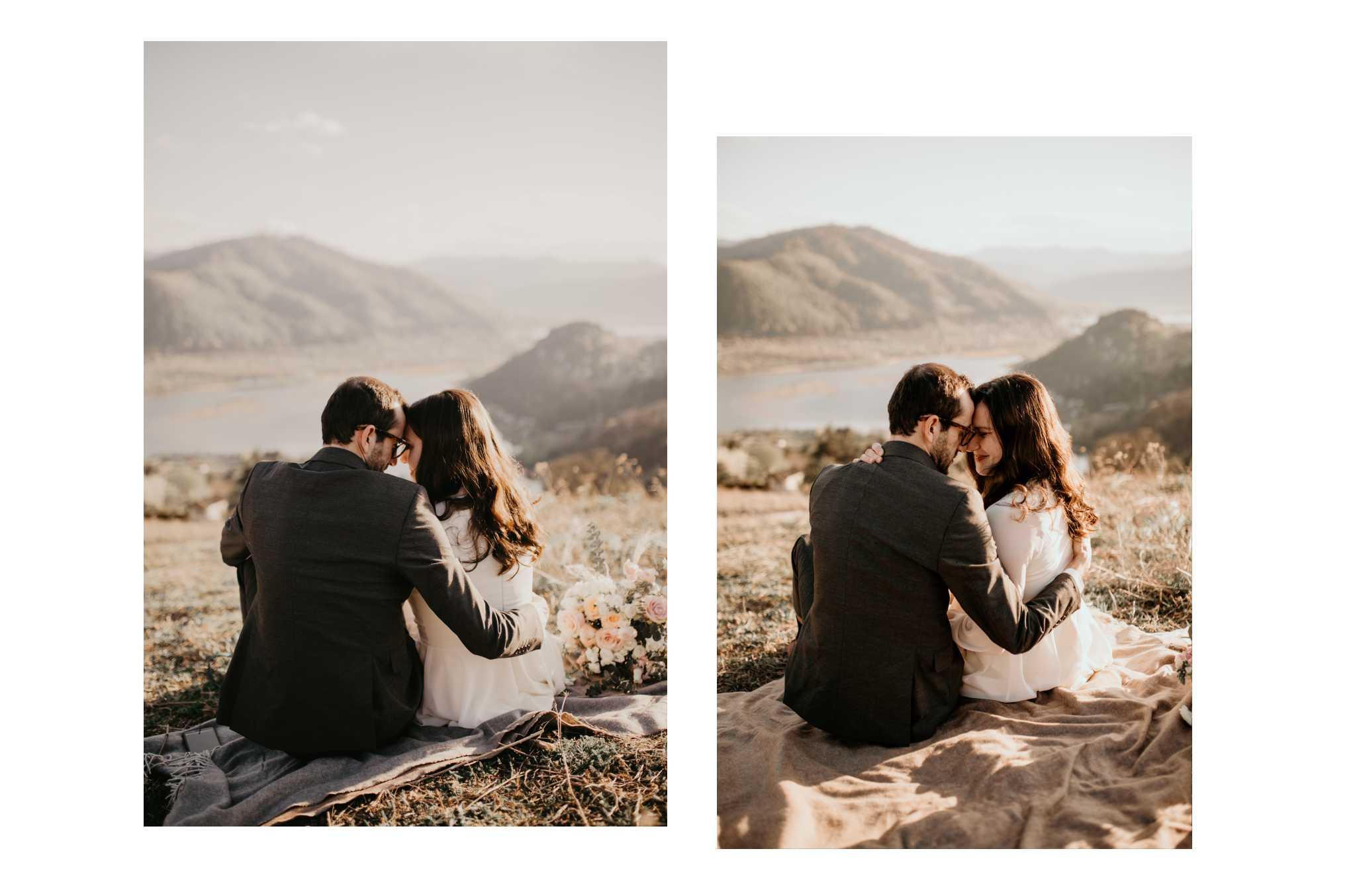 nunta amanata