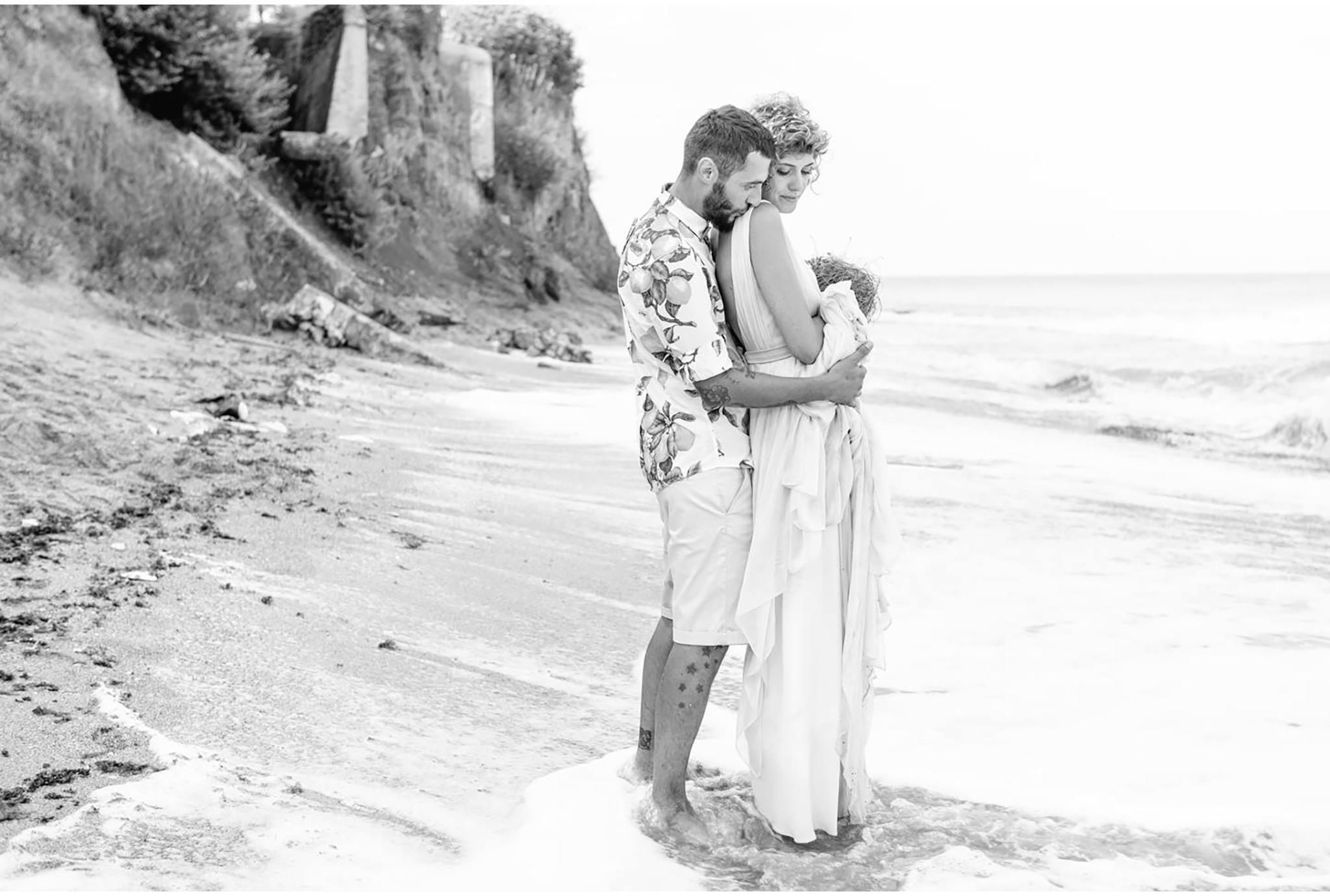 concept nunta la mare