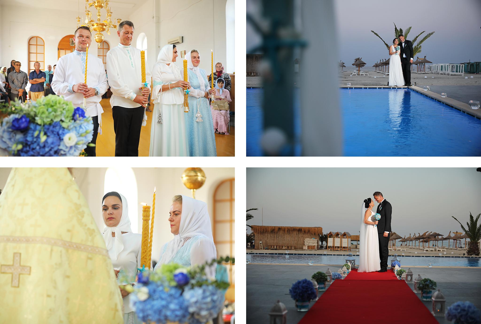 ceremonie religioasa la mare