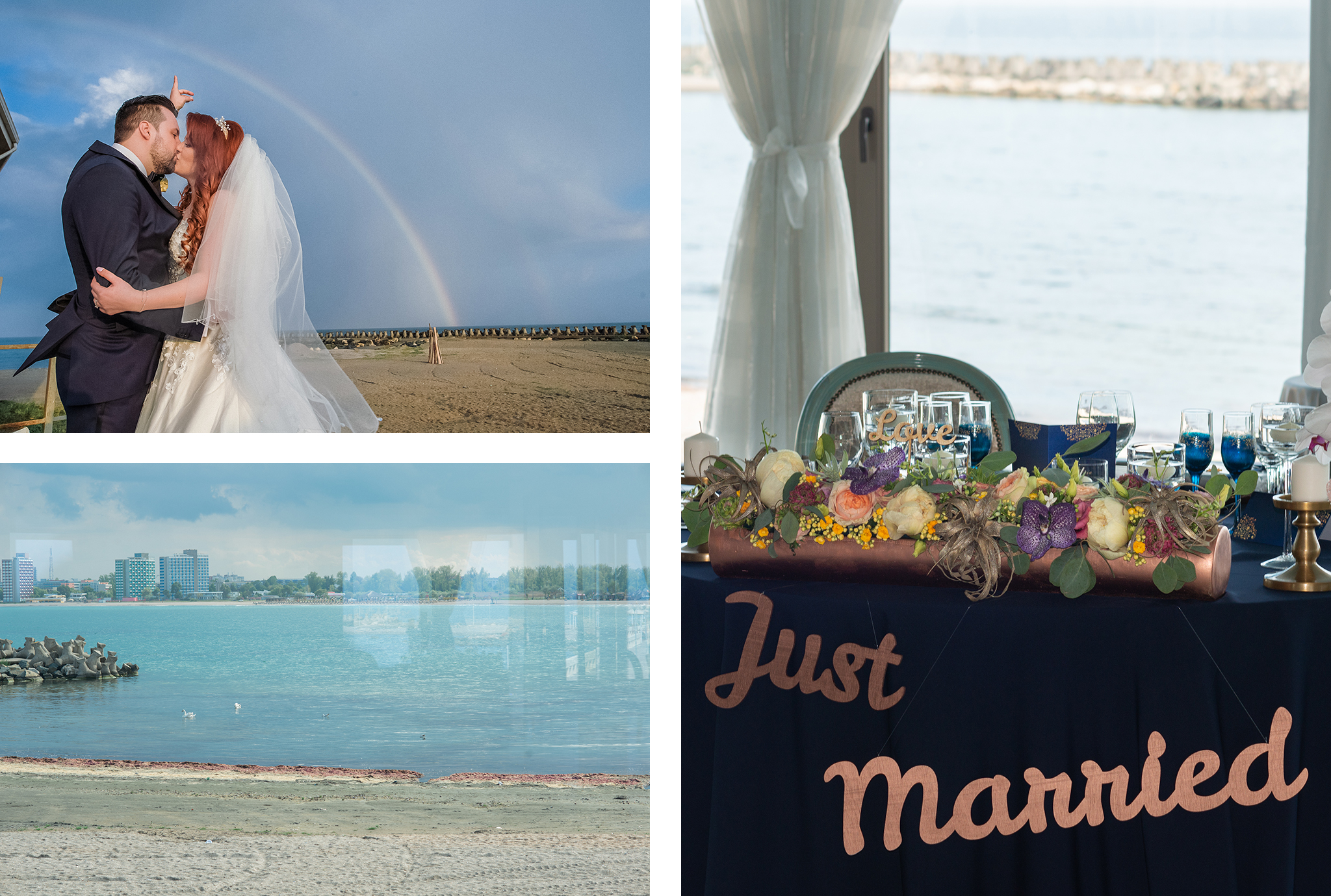 nunta traditionala la mare