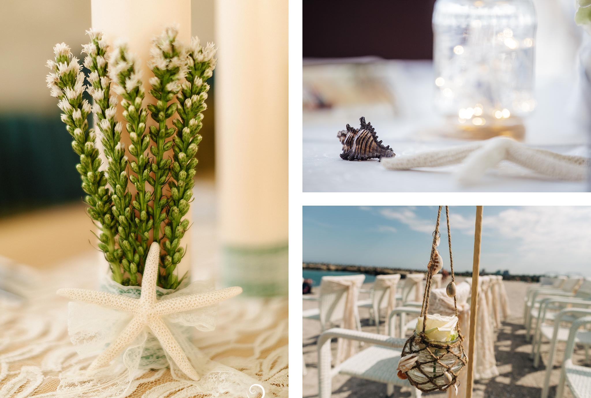 nunta cu tematica natutica